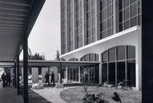 Millikan Memorial Library / The historic Millikan Memorial Library at CalTech