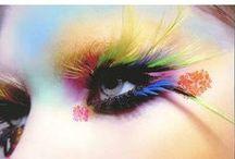 Makeups / Beautiful makeups and tips for how to put on amazing makeup