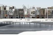 The platform/ Dynamic catalyst / Urban design project by L.Iliopoulou, Bartlett, 2013-2014