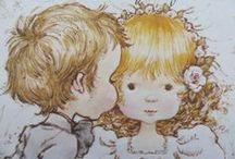 Cute illustrations / Sarah KAY