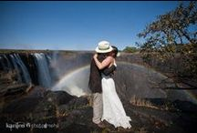 "Saying ""I do"" in Africa / Destination wedding bliss in Africa!"