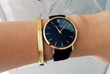 Watches / Expensive mini clocks