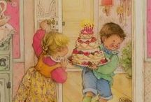 Cute illustrations / Lisi Martin