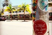 Spotted: Do What You Love / See one of our signature stickers in your city? Let us know!