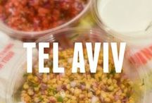 Favorite Finds: Tel Aviv / We asked the WeWork Israel community to share their favorite local spots around the office. Have a recommendation? Let us know and we'll add it!