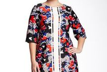 """Plus Size Fashion / New clothing lines which are on sale for """"plus-size"""" women. Fashion brands over 50% off."""