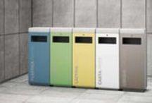 Avfallshantering - Inspirationsboard