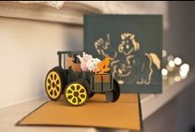 Country Crafts / Cards, art, sculptures and other cool ideas to incorporate some country into everyday living.