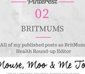 My BritMums Health Editor Round-up Posts