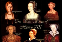Wifes of Henry VIII / The wives of Henry VIII were the six queens consort married to Henry VIII of England between 1509 and 1547. In order: -Catherine of Aragon (divorced; dies while detained under guard at Kimbolton Castle), -Anne Boleyn (executed),  -Jane Seymour (died days after giving birth, widely believed to be following birth complications), -Anne of Cleves (annulled) -Catherine Howard (executed), -Catherine Parr (survived). (Wikipedia)