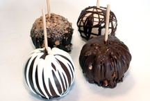 Gourmet Apples, Chocolate, Caramel, Popcorn, Treats, Gift / by Gourmet Apples & More