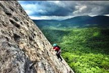 Land Of Sky Adventures / A guide to All Things Outdoor in Western North Carolina. For more, visit www.landofskyadventures.com