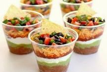 Appetizers / A selection of easy-to-make apps made with ingredients from Dutch Farms!