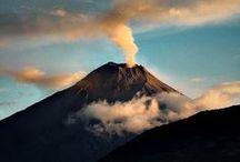 Country Ecuador / Ecuador, gelegen op de evenaar, is een heel veelzijdig land.  Een prachtig en veilig land om te ontdekken: Amazone, Andesgebergte, mooie stranden aan de Stille Oceaan, Galápagos eilanden, folklore markten, schitterende natuur en Inca invloeden.