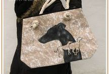 Bags / http://www.etsy.com/shop/Greyhoundstore?section_id=14046317
