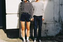 COUPLES' LOOKBOOK / For us