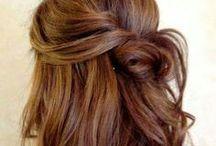Fryzury || Hairstyles /  Hairstyles Peinados