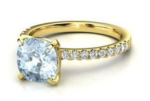 Amazing Aquamarine / Gorgeous aquamarine pieces from Charles Fine Jewelry.