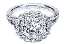 Bridal Rings / Engagement & wedding rings for HE & SHE!