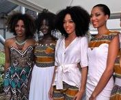 African fashion style for Women / Idées look afro wax pour femmes