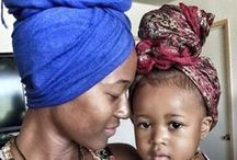 African fashion style for kids