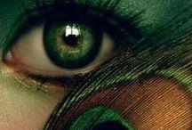 Elegant Emeralds / Board filled with enchanting emerald inspirations.