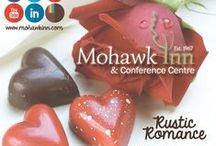 Package Deals / We offer seasonal packaged deals to help you make the most of your stay. Providing great value and extra excitement & adventure, our deals are an added bonus so you're sure to love your time here even more! See more details at http://www.mohawkinn.com/accommodations/packages/ / by Mohawk Inn & Conference Centre