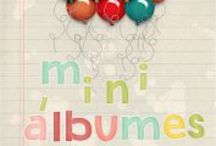 My mini albums / Mis mini álbumes / En este tablero puedes encontrar todos mis mini álbumes.