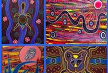 Gift Cards / A6 Gift Cards available through the online store: http://www.dreamsofcreation.com Colour on the front, blank on the inside to write your message and Spiritual story on the back.