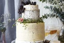 wedding cakes / Wedding cake ideas - including Kapiti cheese layer cakes
