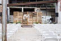 the venue / wedding venue ideas