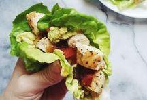 Clean Eating / Paleo, Organic, Vegan, Fresh Food