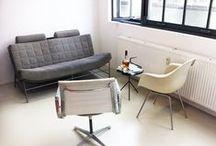 my studio / by // Bijdevleet //