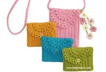 Crochet Bags & Poachs / by arin* H