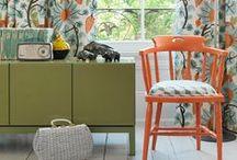 Vintage & Retro Inspired Home Decor