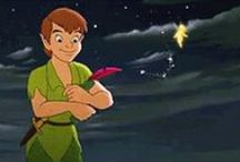 All children grow up, except one...<3 / posts about peter pan my favourite Disney character since I was a child!!!!