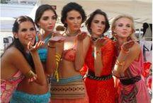 Le jours de la mode / #Swimntecarlo #PinUpStars #Fashionshows #beachcouture #swimwear #fashion