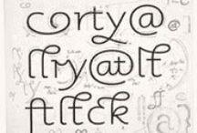 Typography talk – David Quay and Jeremy Tankard