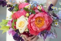 Beautiful Bouquets / Our favorite fresh flower bouquets for the bride and her maids. We can help you make arrangement like these for your wedding day!