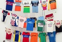 Cycling Clothing / Inspiration for Jersey's, clothing and the like