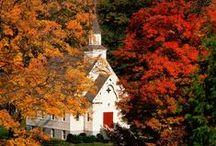 Vermont / by Abe Geake