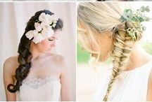 Bridal Hair / Gorgeous #bridal hair styles