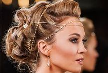 Awesome Accessories / Some hairspiration and accessory appreciation