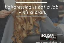 Hair Quotes / Cute, witty and funny hair/stylist quotes