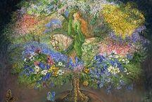 Art of Josephine Wall / by Karen Mostyn-Priest