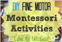 Montessori Tips / Find a variety of montessori tips to help your child learn in a fun way