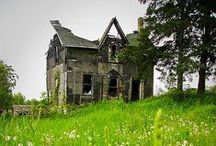 Abandoned & Forgotten / by Susan Whalley