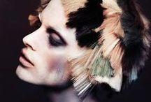 Avantgarde Beautys / Showing edgy editorial & avantgarde looks as newest trends in hair fashion.