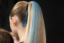 Catwalk Hair Inspiration / On the lookout for the hottest trends from the catwalks of the best fashion designers worldwide!