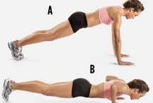 Workouts for Her / Legs, glutes, thighs, shoulders, biceps, triceps, etc. Transform from head to toe.